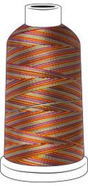 Madeira Classic Rayon #40 - Multi Color Thread - 1100YD Mini Snap Cones