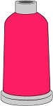 Madeira Polyneon #40  1100YD Mini Snap Cones - 1596 - Pink