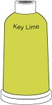 Madeira Classic Rayon #40 - 1100YD Mini Snap Cones - Color 1449 - Key Lime