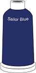 Madeira Classic Rayon #40 - 1100YD Mini Snap Cones - Color 1466 - Sailor Blue