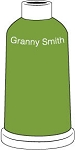 Madeira Classic Rayon #40 - 1100YD Mini Snap Cones - Color 1469 - Granny Smith