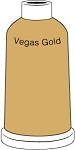 Madeira Classic Rayon #40 - 1100YD Mini Snap Cones - Color 1470 - Vegas Gold
