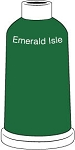 Madeira Classic Rayon #40 - 1100YD Mini Snap Cones - Color 1479 - Emerald Isle