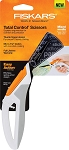 Fiskars | 190210 | Total Control Non-stick Precision Scissors