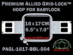 Premium Allied GridLock Brother (PR Series) Hoop 6.5
