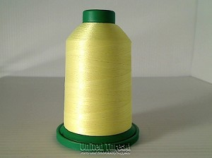 Isacord Embroidery Thread, 5000M, 40W Polyester Thread, 0501