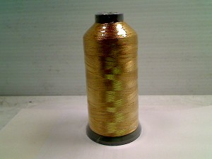 Metallic Thread - Gold - 5000M - High Performance